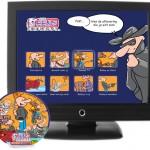 DVD-menu Doe Eens Normaal