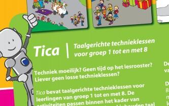 Tica, Taal & Techniek in de herdruk