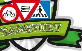 """Logo """"Verkeer is Teamsport"""""""