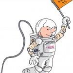 Robby-Doe-Eens-Normal-Astronaut
