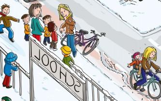 Verkeerskalender Knieboek Maand december 2011-2012