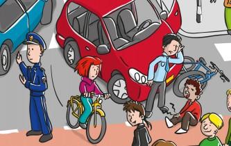 Verkeerskalender Knieboek Maand oktober 2011-2012