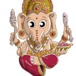 Ganesha-T-Shirt